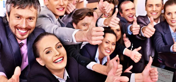 """Por qué es importante tener empleados """"felices"""""""